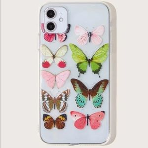 Y2K Edgy Butterfly Nature Butterflies IPhone Case